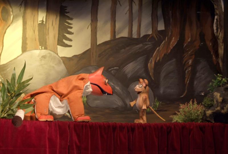 EKZ Jenfeld | Weihnachtsmärchen mit dem Figurentheater Simsalabim