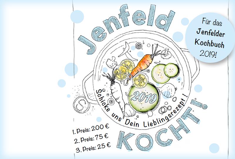 Jenfeld kocht! | EKZ Jenfeld Einkaufscenter