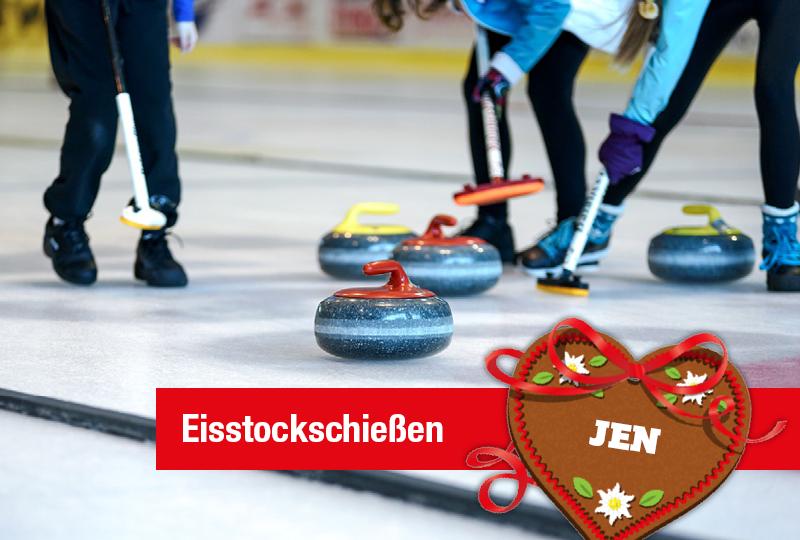 Veranstaltung im JEN | Eisstockschießen | EKZ Jenfeld