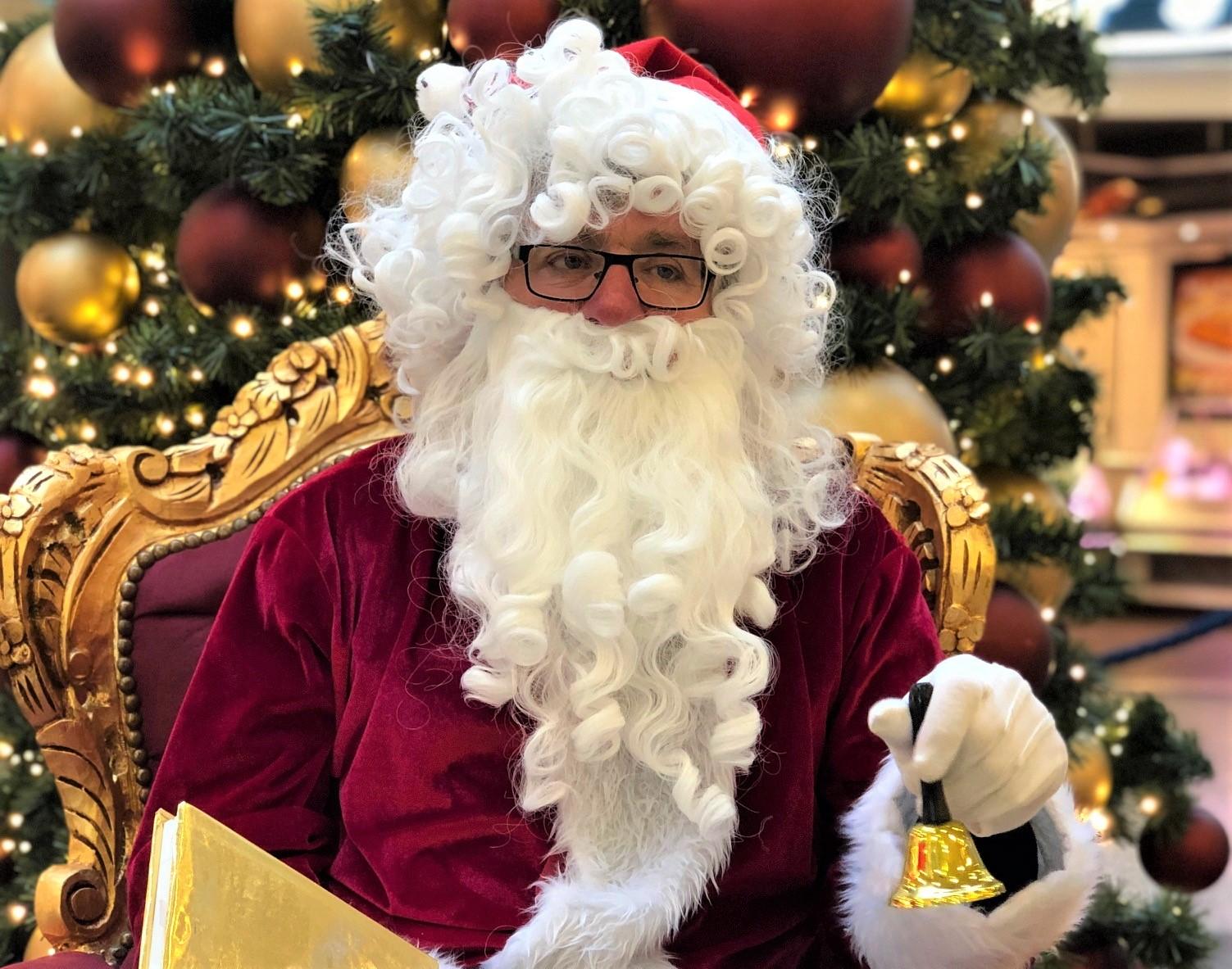 Weiter geht's in Richtung Weihnachten: Nikolausaktion im JEN